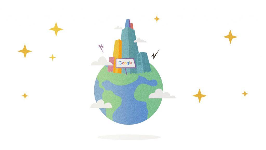 Google seo building